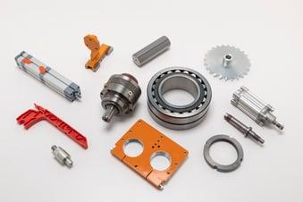 tissue conversion machine parts
