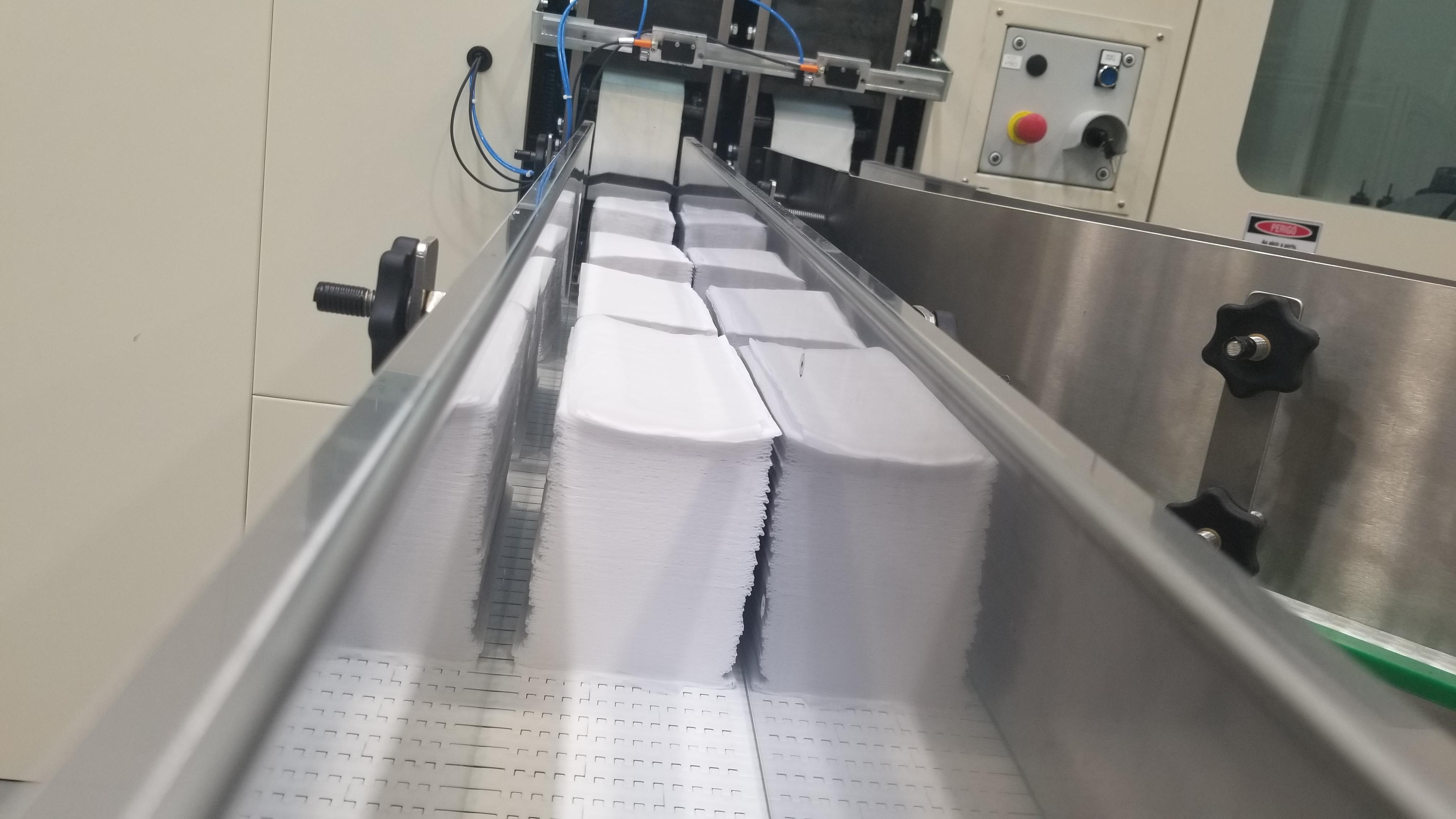 MTC aiuta i produttori di carta tissue a sfruttare le potenzialità del mercato del piegato.