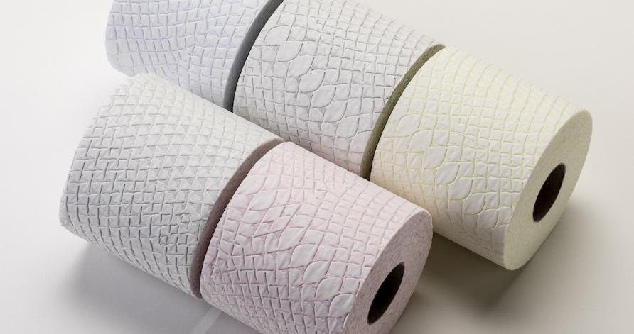 Come la goffratura influisce sulle caratteristiche e l'estetica dei prodotti tissue