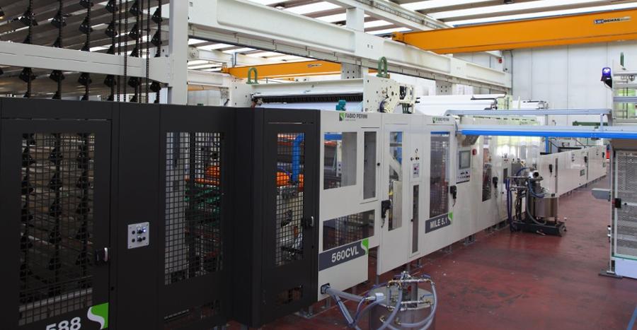 Por qué los convertidores de papel tissue deberían invertir en equipos usados